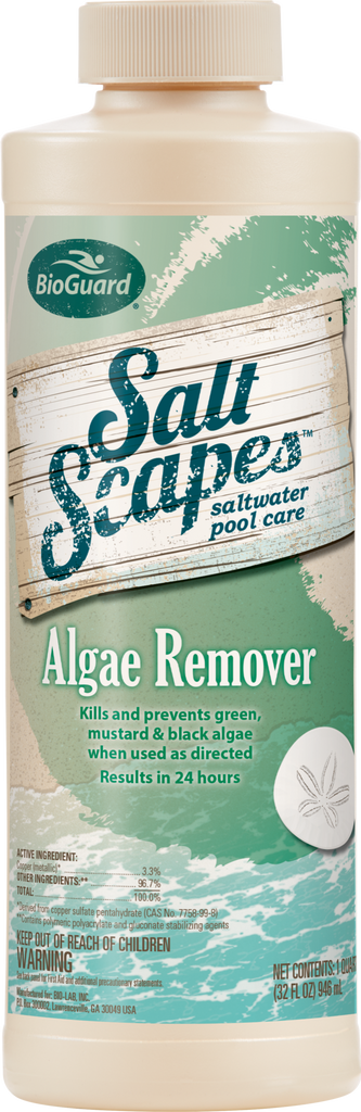 EAGLE RIDGE BIOGUARD SALT SCAPES ALGAE REMOVER