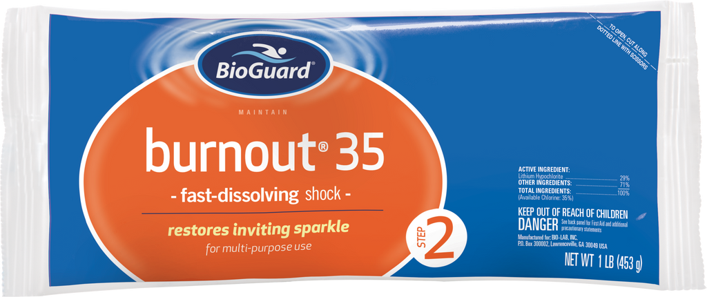 EAGLE RIDGE BIOGUARD BURNOUT 35