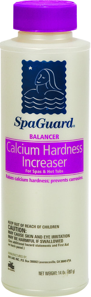 SPAGUARD CALCIUM HARDNESS INCREASER