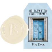 CANDLE BLUE DOOR