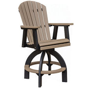BERLIN GARDENS COMFOBACK SWIVEL BAR CHAIR STANDARD COLORS
