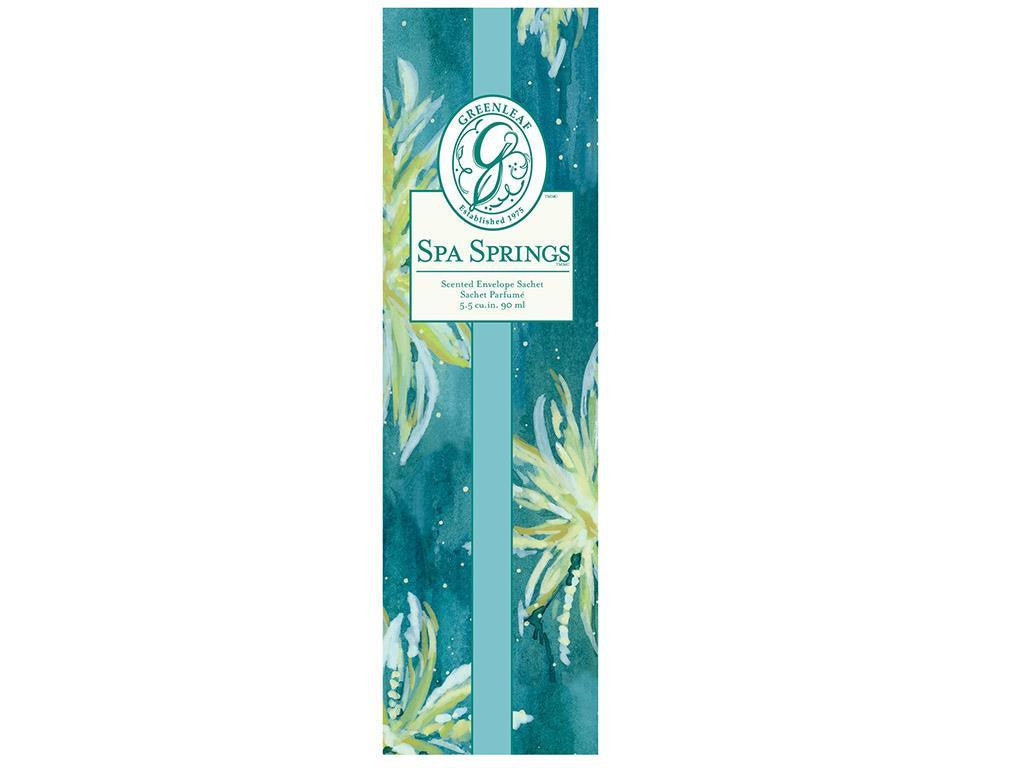 SCENTED SACHET SPA SPRINGS