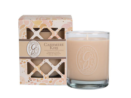 EAGLE RIDGE GREENLEAF CASHMERE KISS SIGNATURE CANDLE
