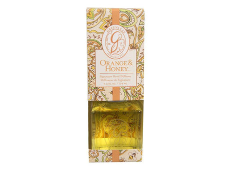 EAGLE RIDGE GREENLEAF ORANGE & HONEY REED DIFFUSER