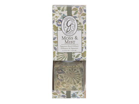 EAGLE RIDGE GREENLEAF MOSS & MIST REED DIFFUSER