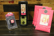 On The Run Gift Box: ADORE YOU 5pc Flameless Fragrance (choose your fragrance)
