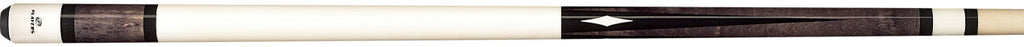 PLAYERS WRAPLESS SMOKE CURLY MAPLE CUE STICK