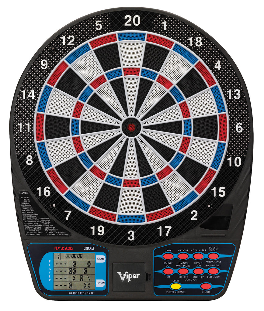 DARTBOARD 787 ELECTRONIC