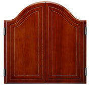 DARTBOARD CABINET CAMBRIDGE CINNAMON
