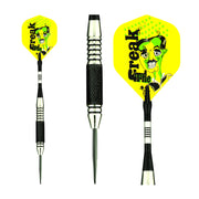 FREAK STEEL TIP DART SET