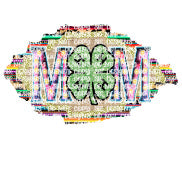 4H Mom Sublimation Transfer