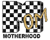 Motherhood Checkerboard Sublimation Transfer