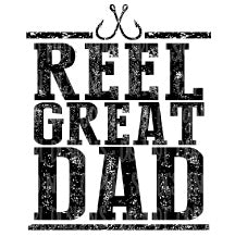 Reel Great Dad Sublimation Transfer