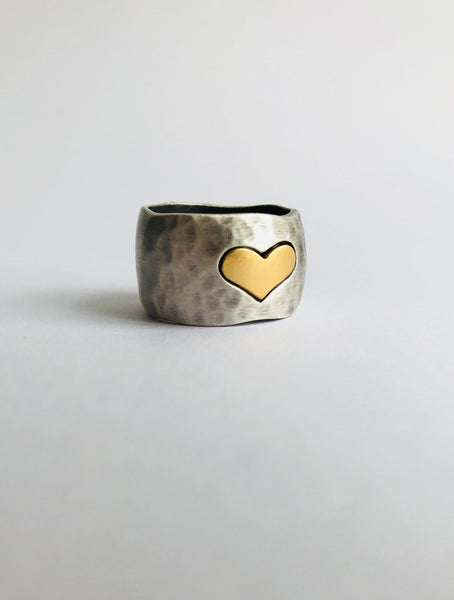 Danon Heart Ring