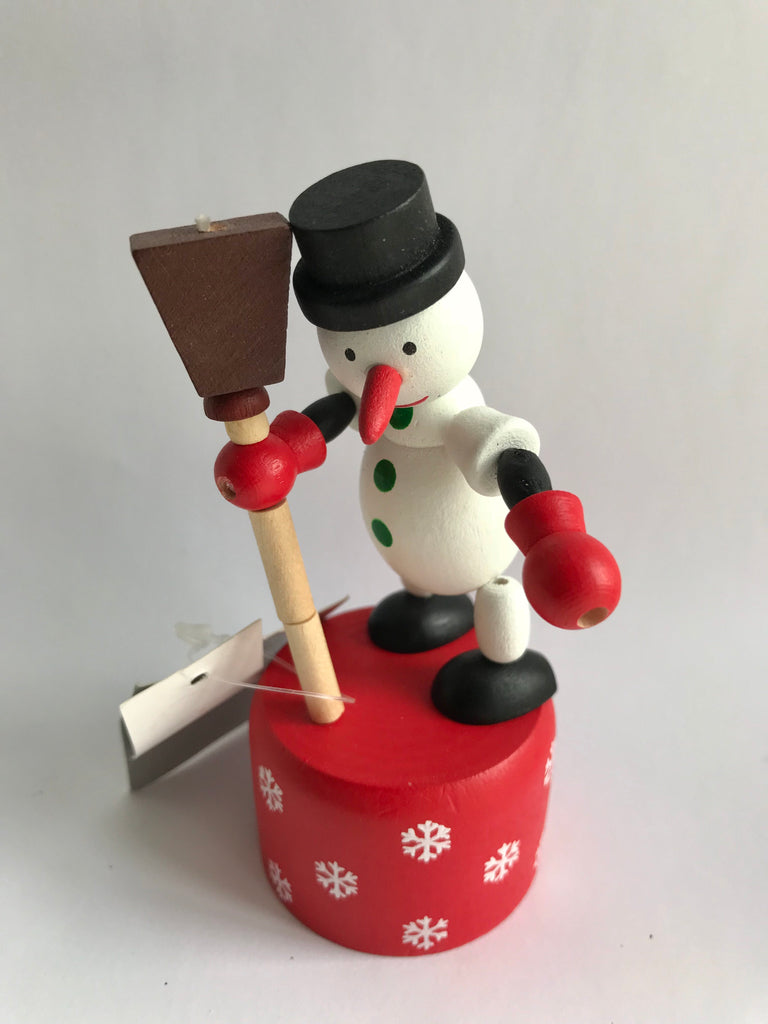 Christmas Wooden Toy, Snowman