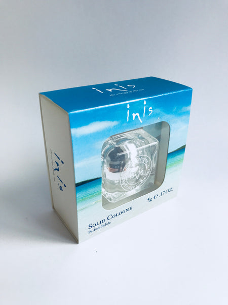 Inis Solid Cologne/Perfume
