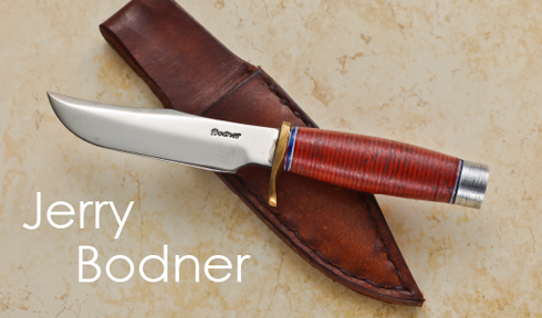 Jerry Bodner Mini Knives