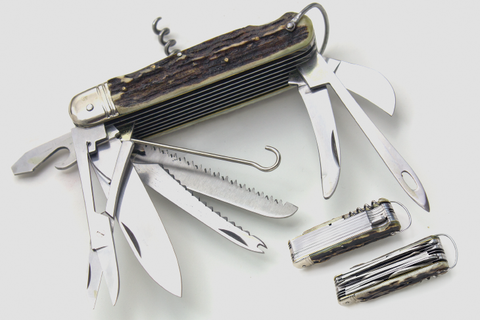 S-30 Latama Indiana Pocket Knife