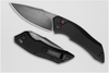 Kershaw Launch 1 Automatic Knife Black Aluminum 7100BW