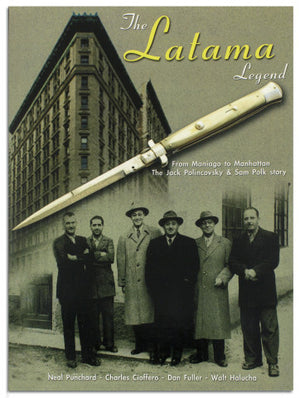 The Latama Legend Book