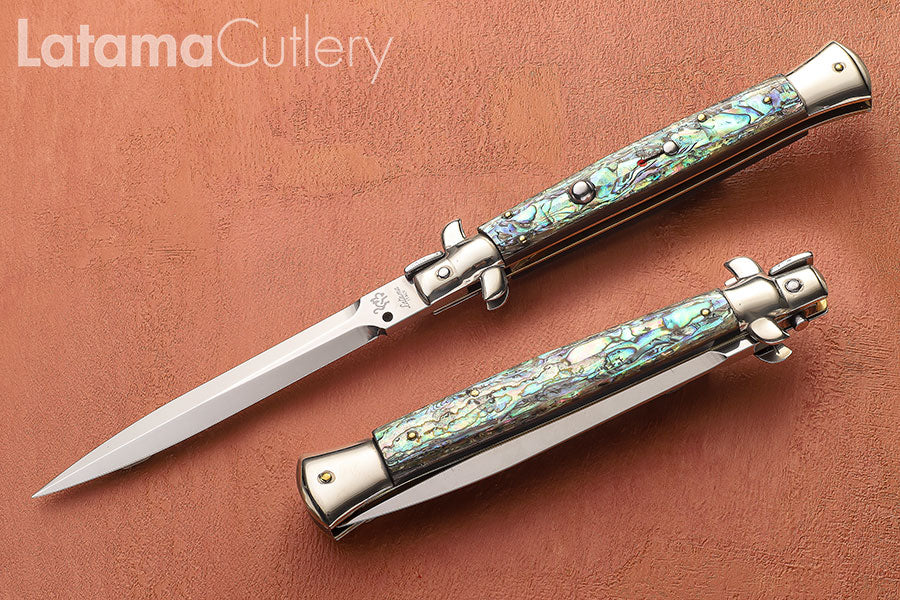"Walt's Classic 11"" Abalone NEW Dagger CL-AB-D1140"