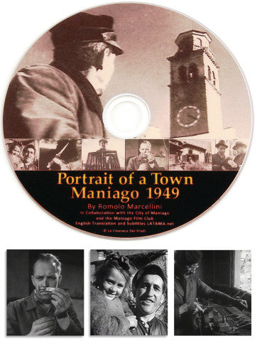 Latama - Portrait of a Town DVD