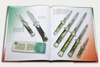 Switchblades of Italy Leatherbound Edition Book sample page 2