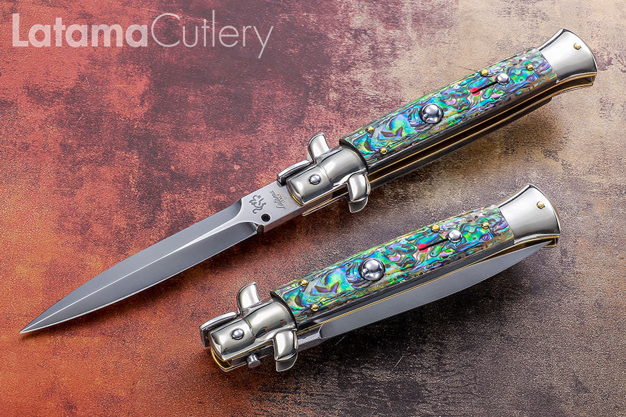 "9"" Abalone Dagger Grind ABAD-904"