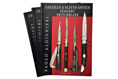 Coltello a scatto antico italiano Switchblade