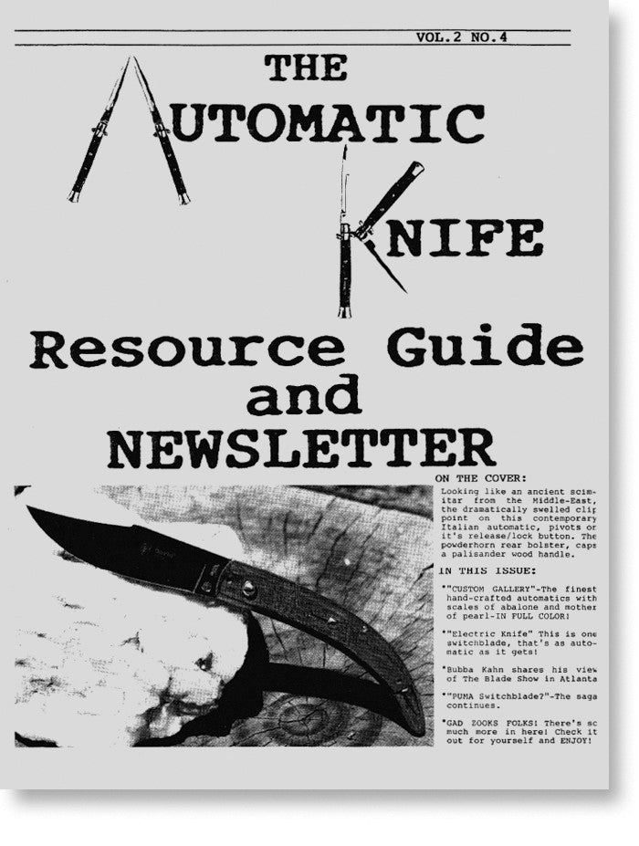The Newsletter Vol. 2 No. 4 (Second Printing)