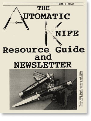 The Newsletter Vol. 3 No. 2 (Second Printing)