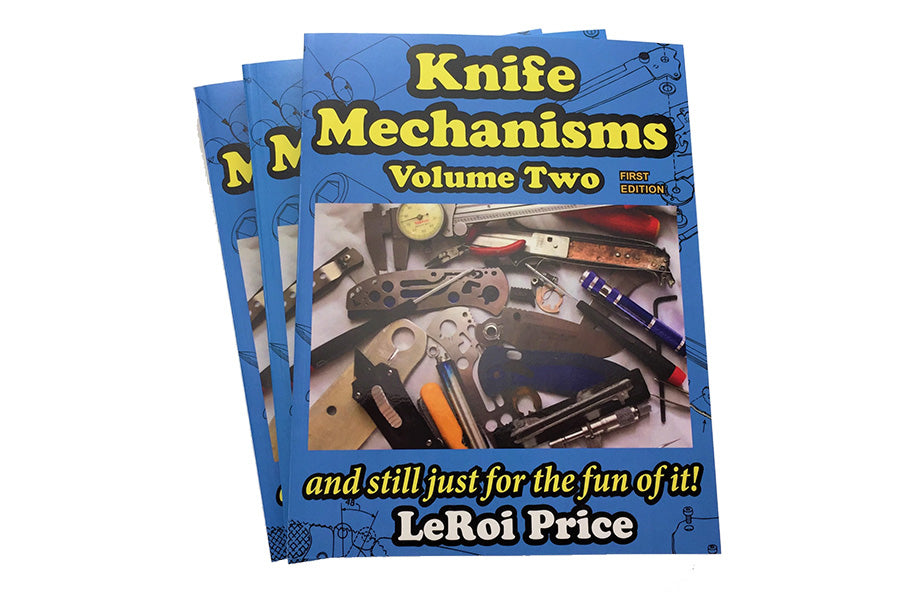 Knife Mechanisms Volume Two