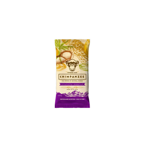 Chimpanzee Energy Bar - Crunchy Peanut