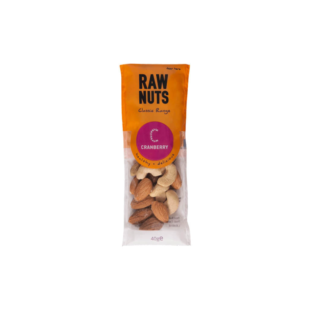 Cranberry Raw Nuts