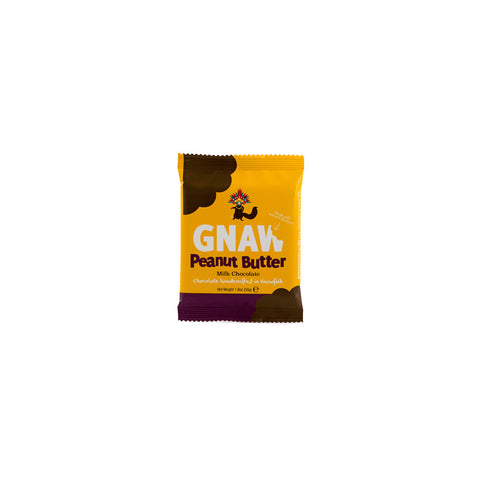 Gnaw - Peanut Butter Milk Chocolate Bar