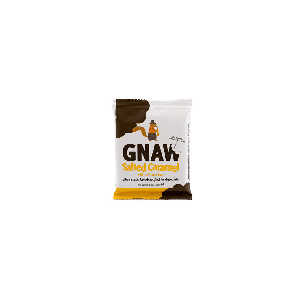 Gnaw - Mini Salted Caramel Bar