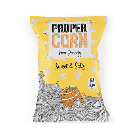 Propercorn - Sweet & Salty