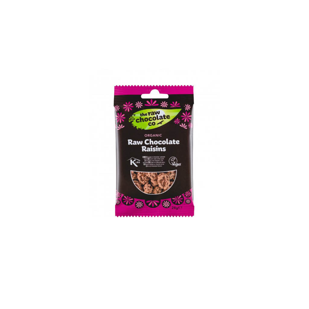 The Raw Chocolate Company - Raw Chocolate Raisins