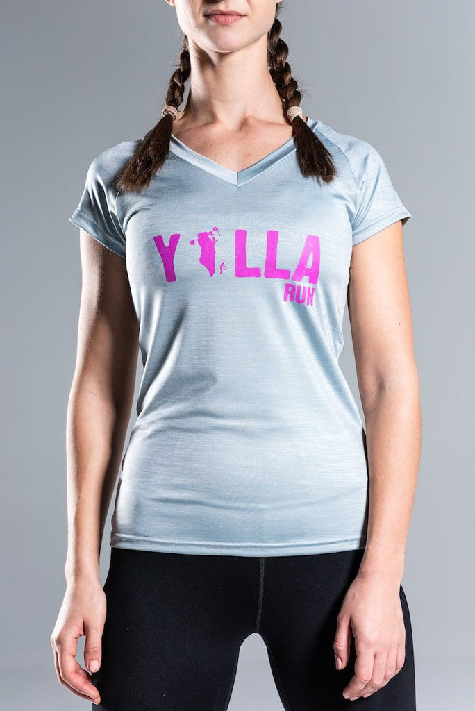 Yalla Run Women's Fitted Top