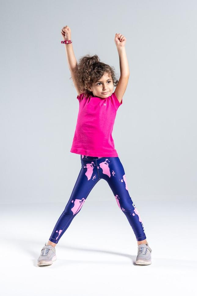 Kids Bahrain Love Legging