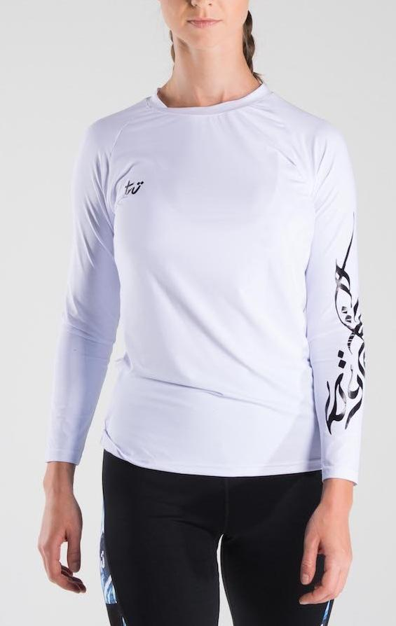 Arctic Rush Long Sleeve Top