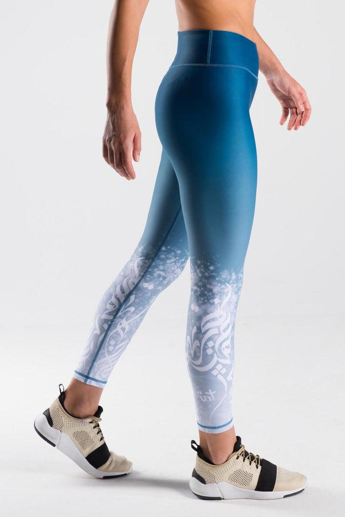 Emerald Frost Legging