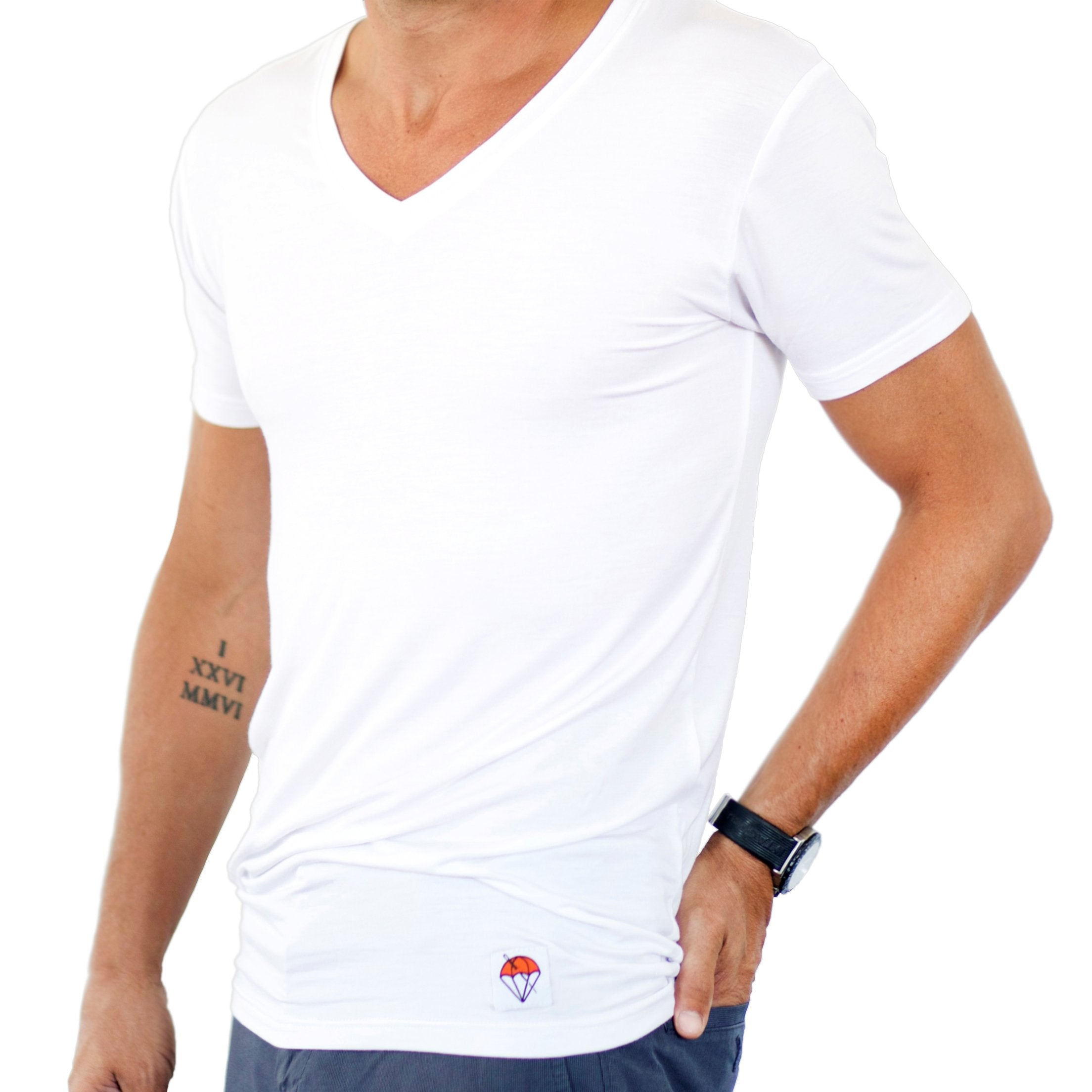 Shirts - Not Your Average Undershirt (VNECK)
