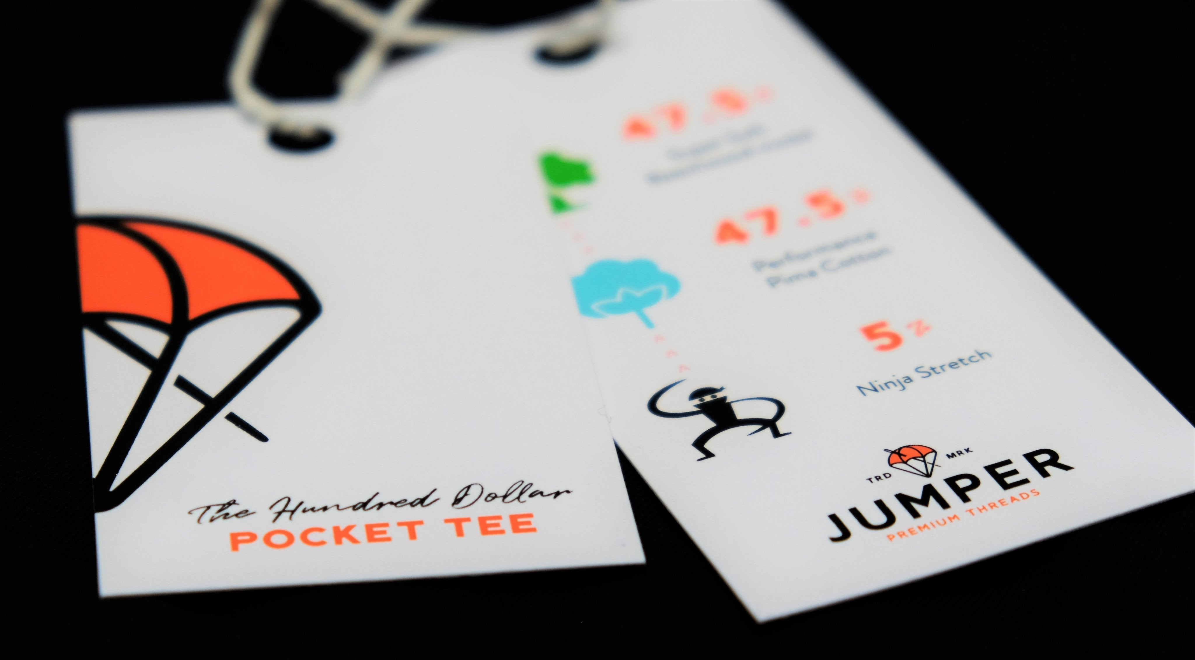 Shirts - The Hundred Dollar Pocket Tee
