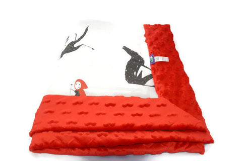 Baby Blanket Little Red Riding Hood