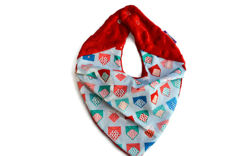 Super Soft Neckerchief Love Letter