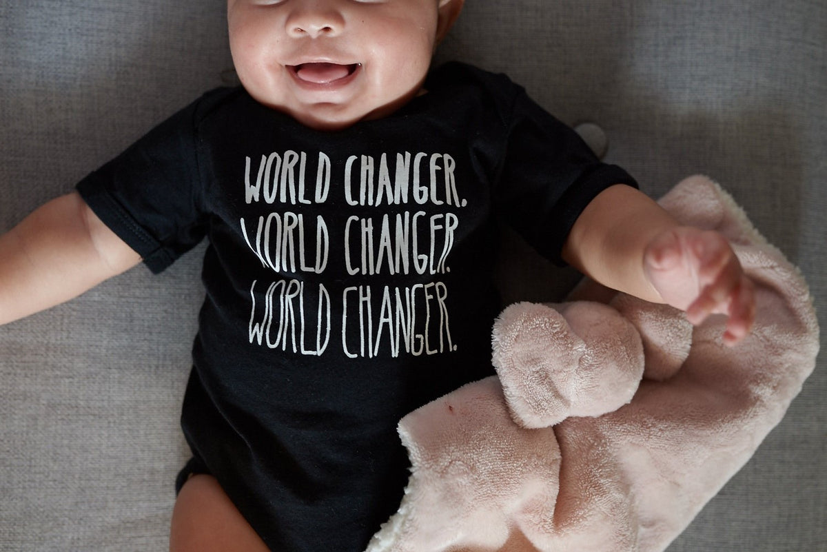 World Changer Onesie