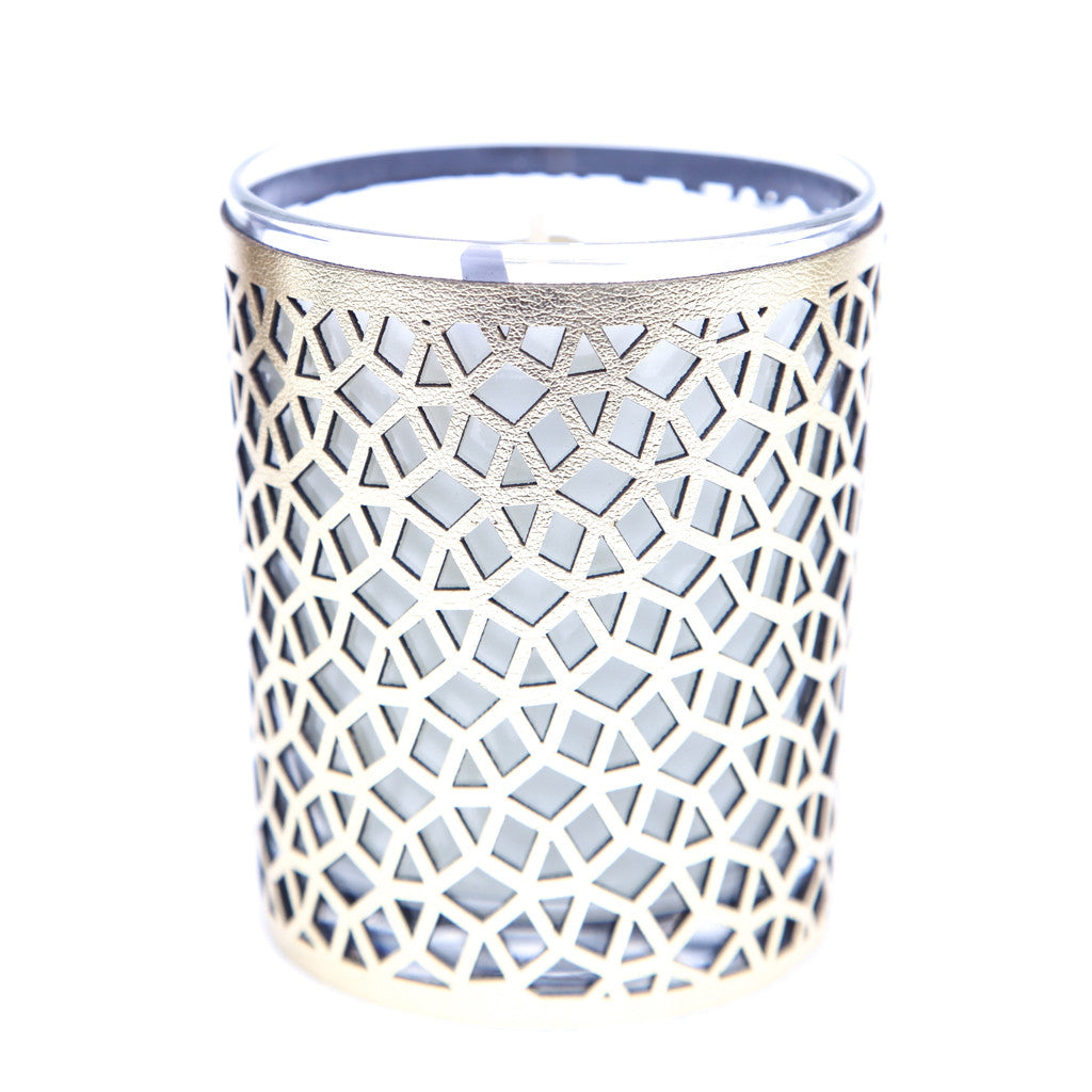 Fleur 'D Orange Arabesque Candle
