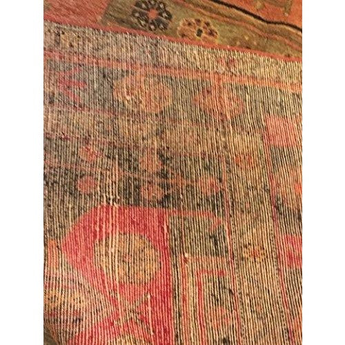 Large Mid century Northwest Persian Rug 100% Wool