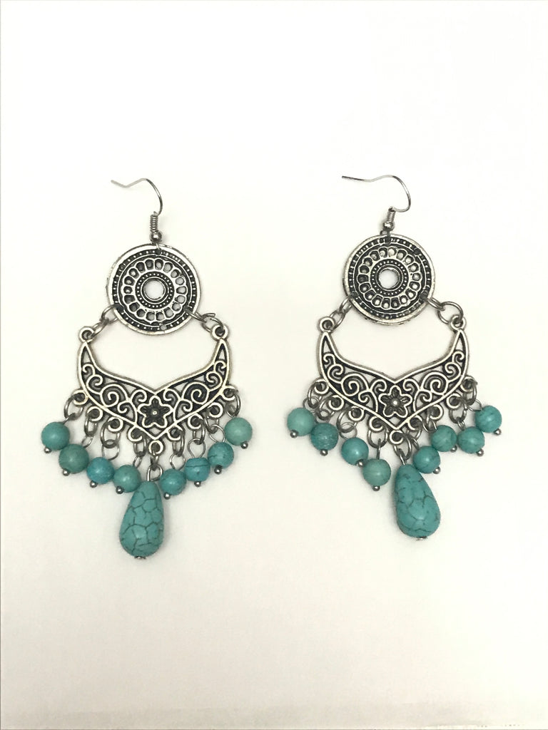 Tribal Moroccan Earrings